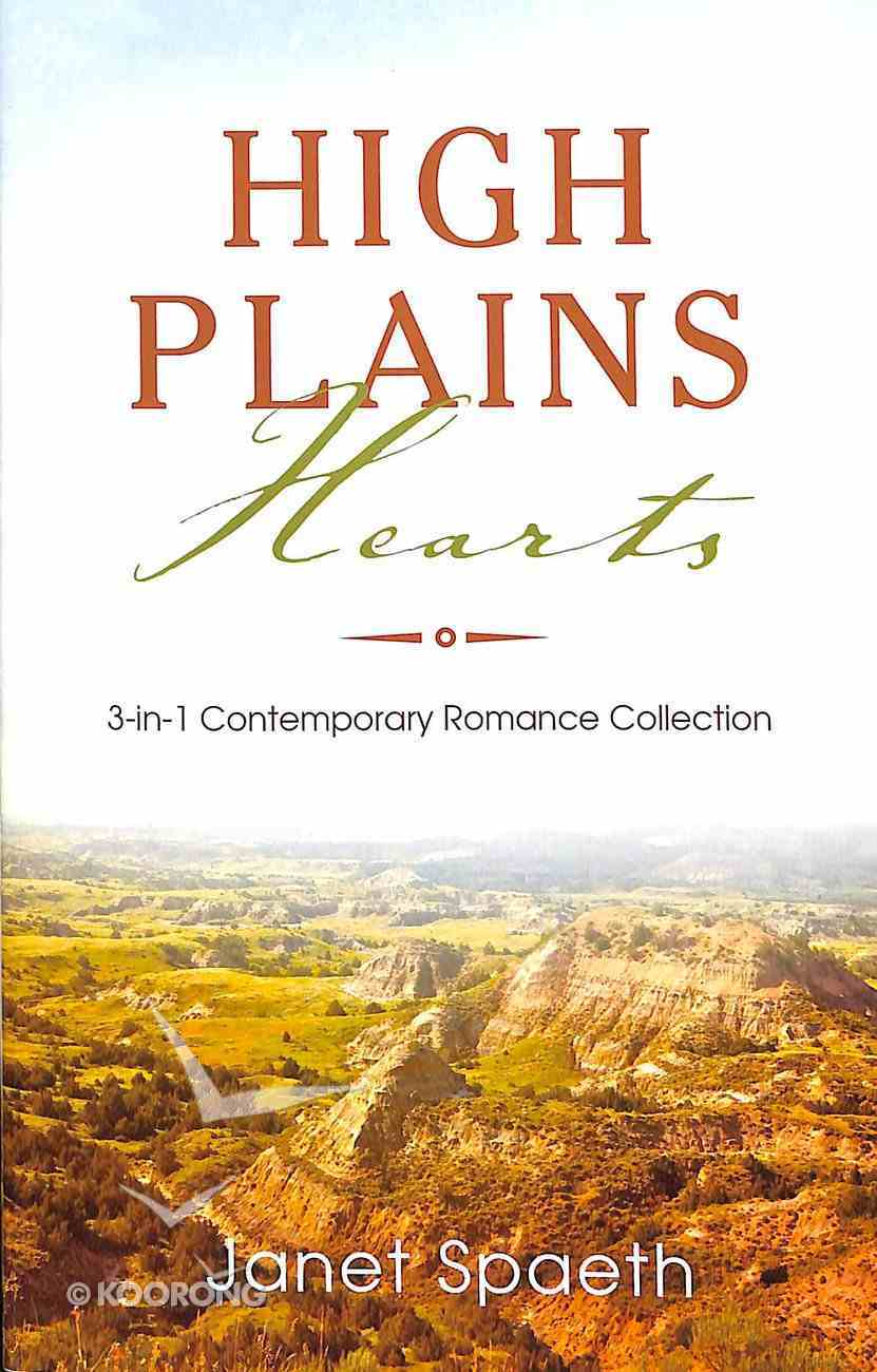 3in1: Romancing America: High Plains Hearts Paperback