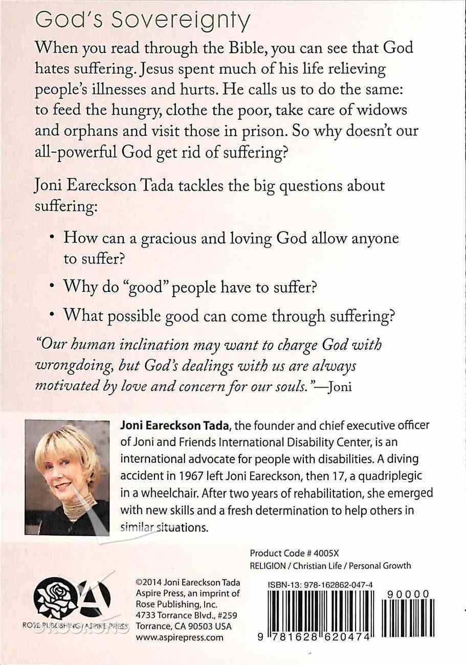 God's Hand in Our Hardship (God's Help In Tough Times Series) Booklet