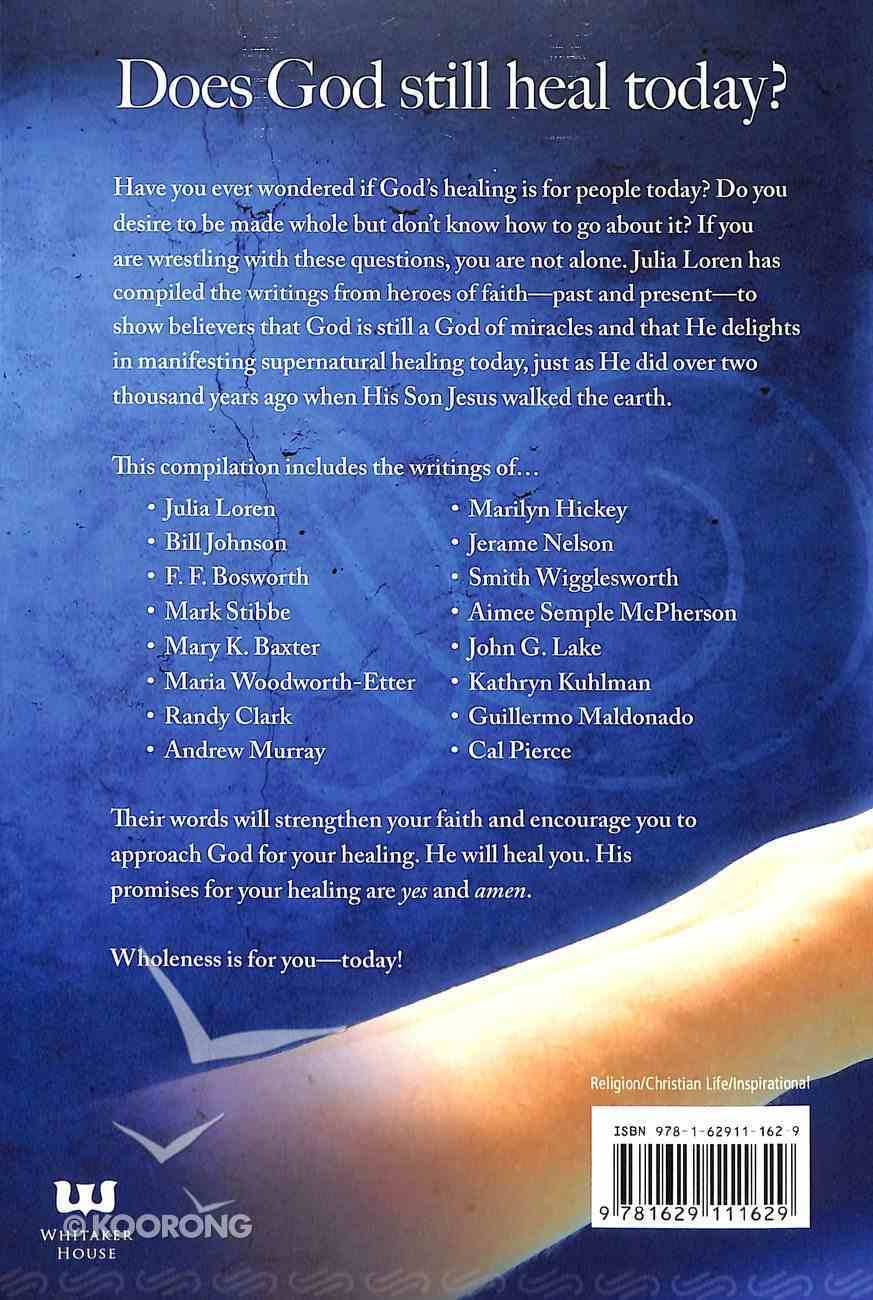 Dare to Believe For Your Healing Paperback