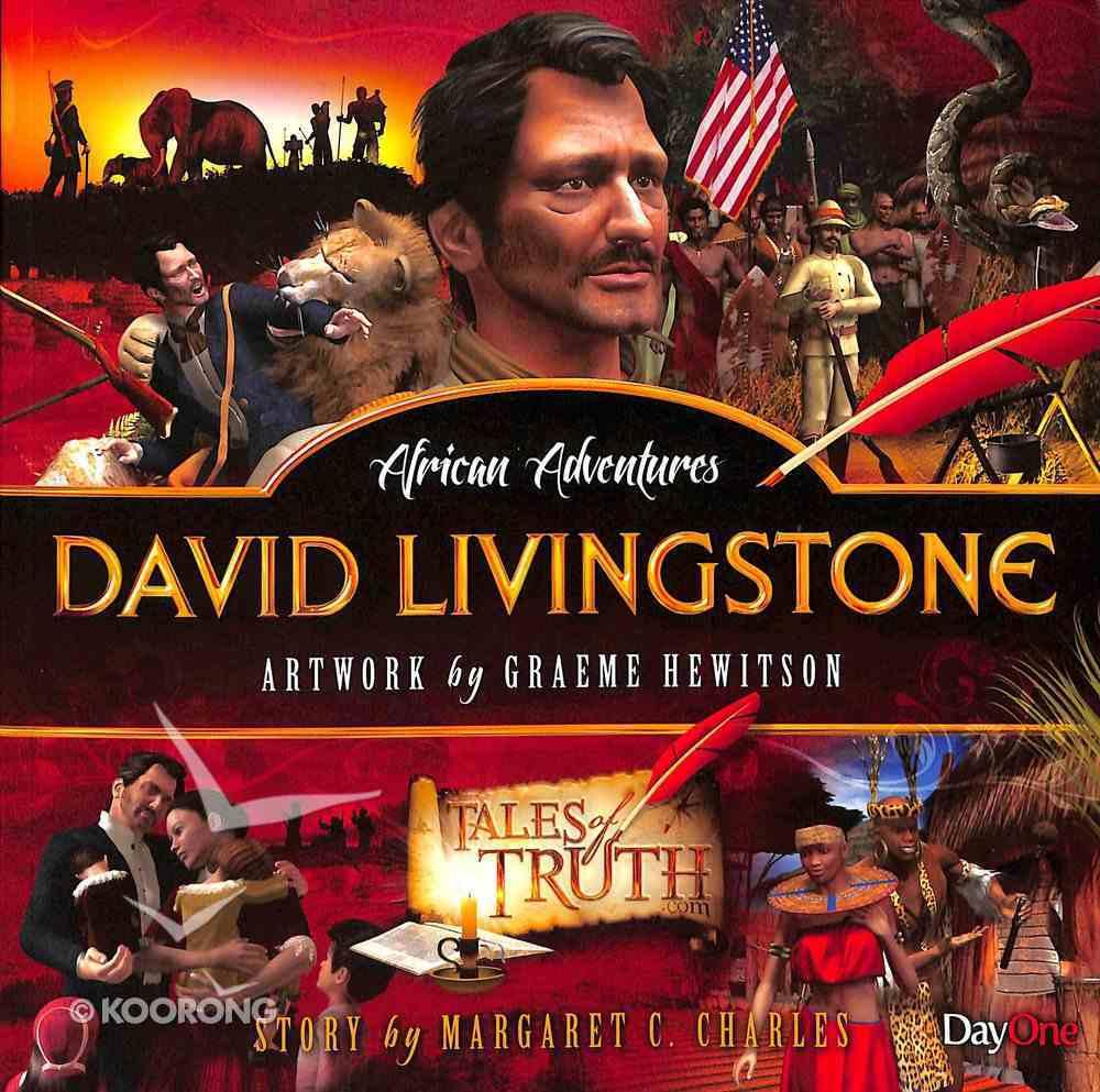 David Livingstone (Tales Of Truth Series) Paperback