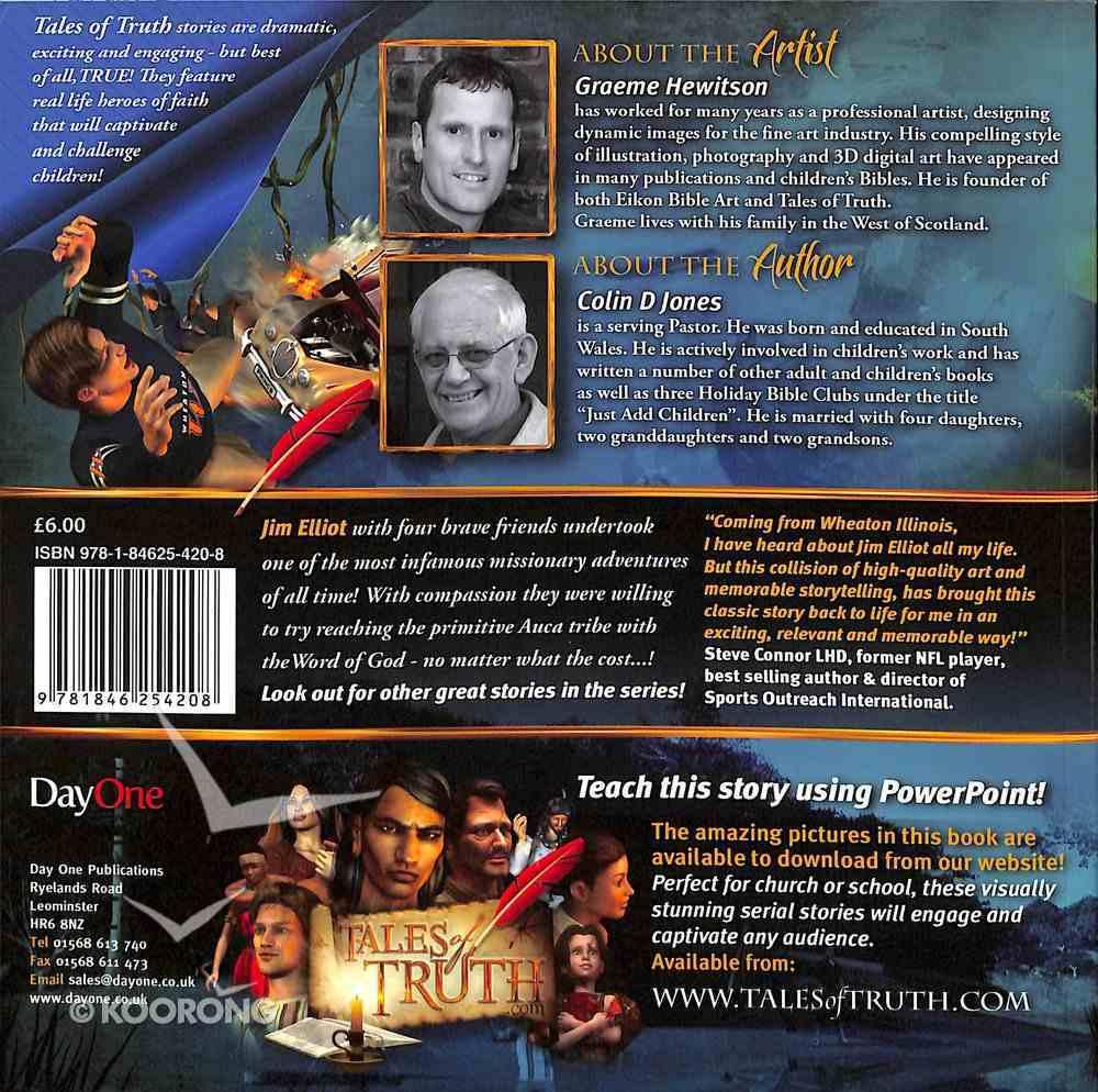 Jim Elliot (Tales Of Truth Series) Paperback