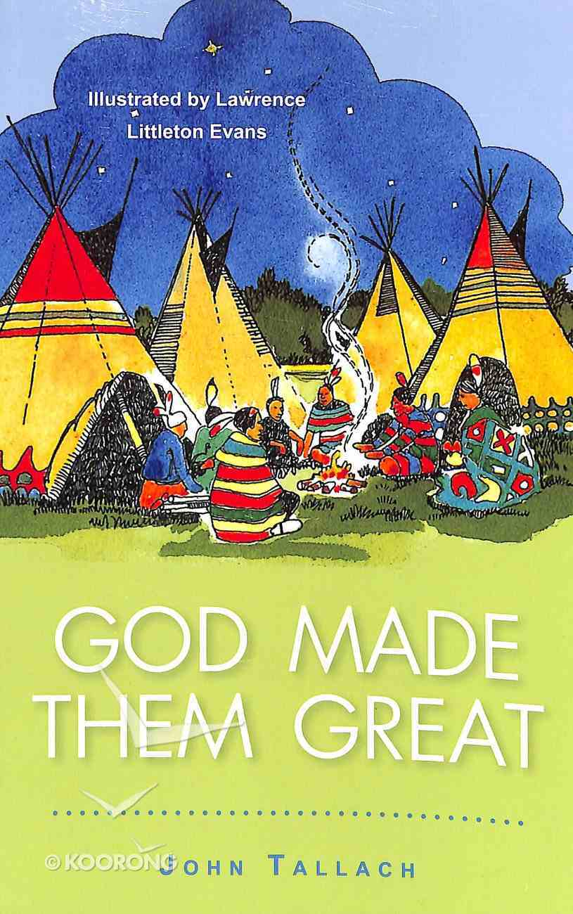 God Made Them Great Paperback