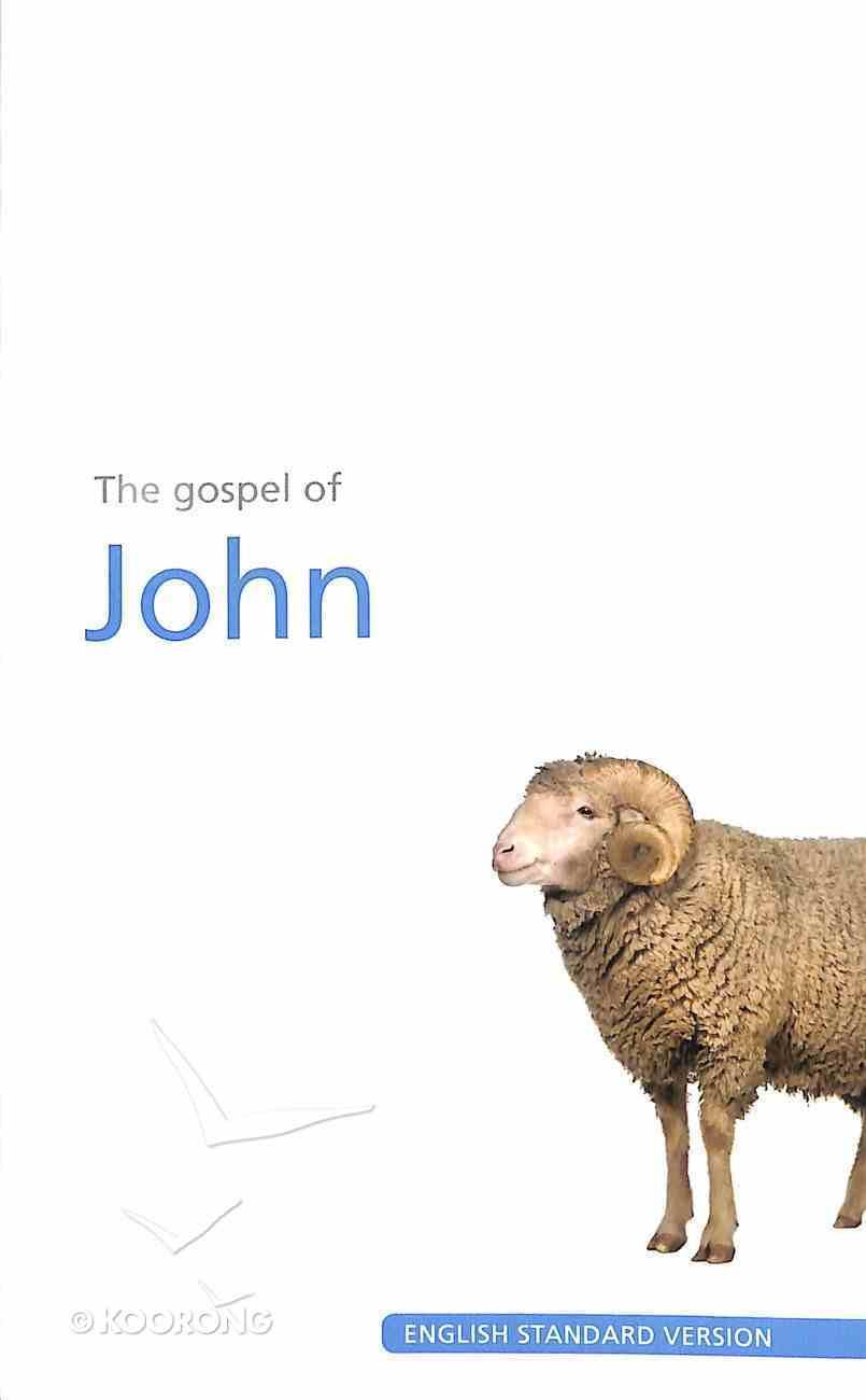 ESV John's Gospel Paperback