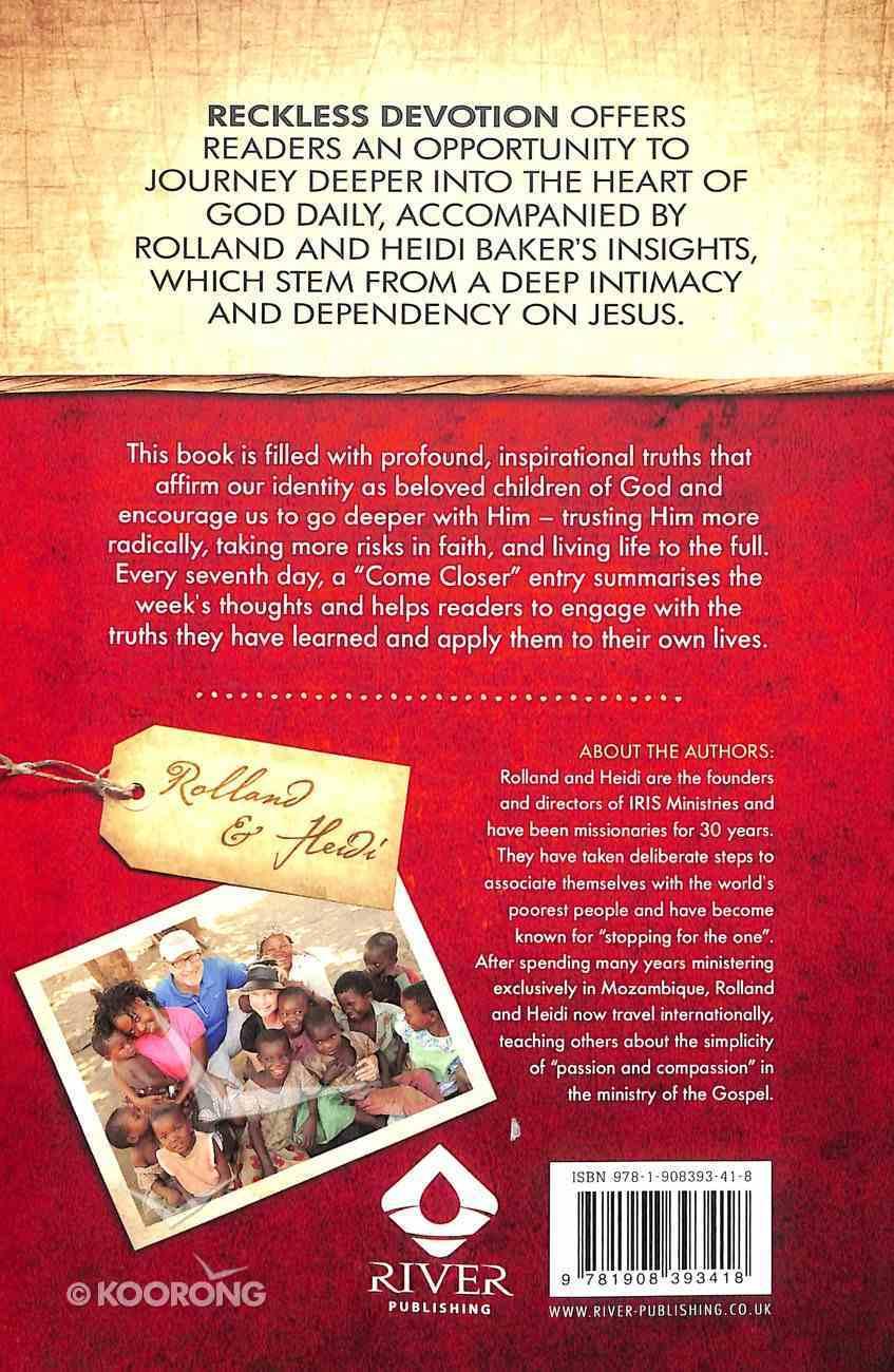 Reckless Devotion Paperback
