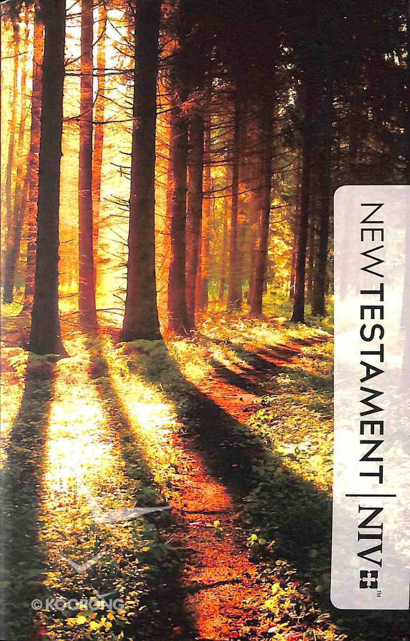 NIV Popular Paperback New Testament Path Paperback