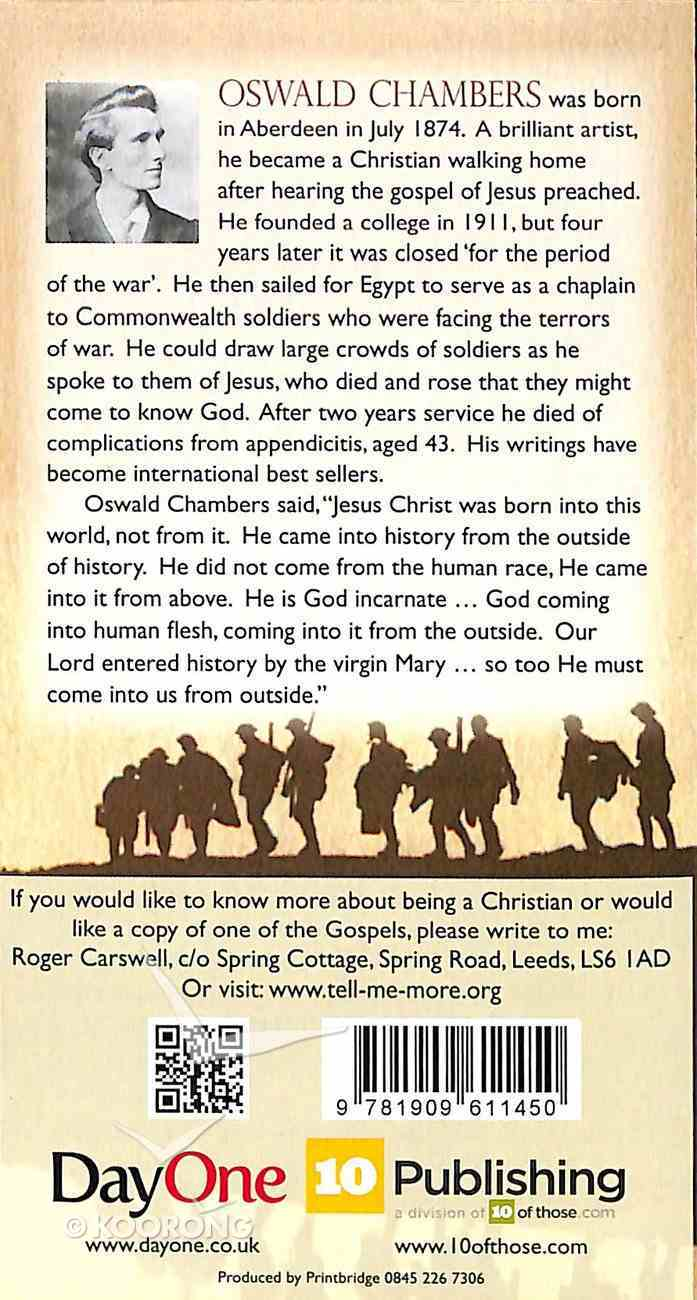 The War That Changed the World Booklet