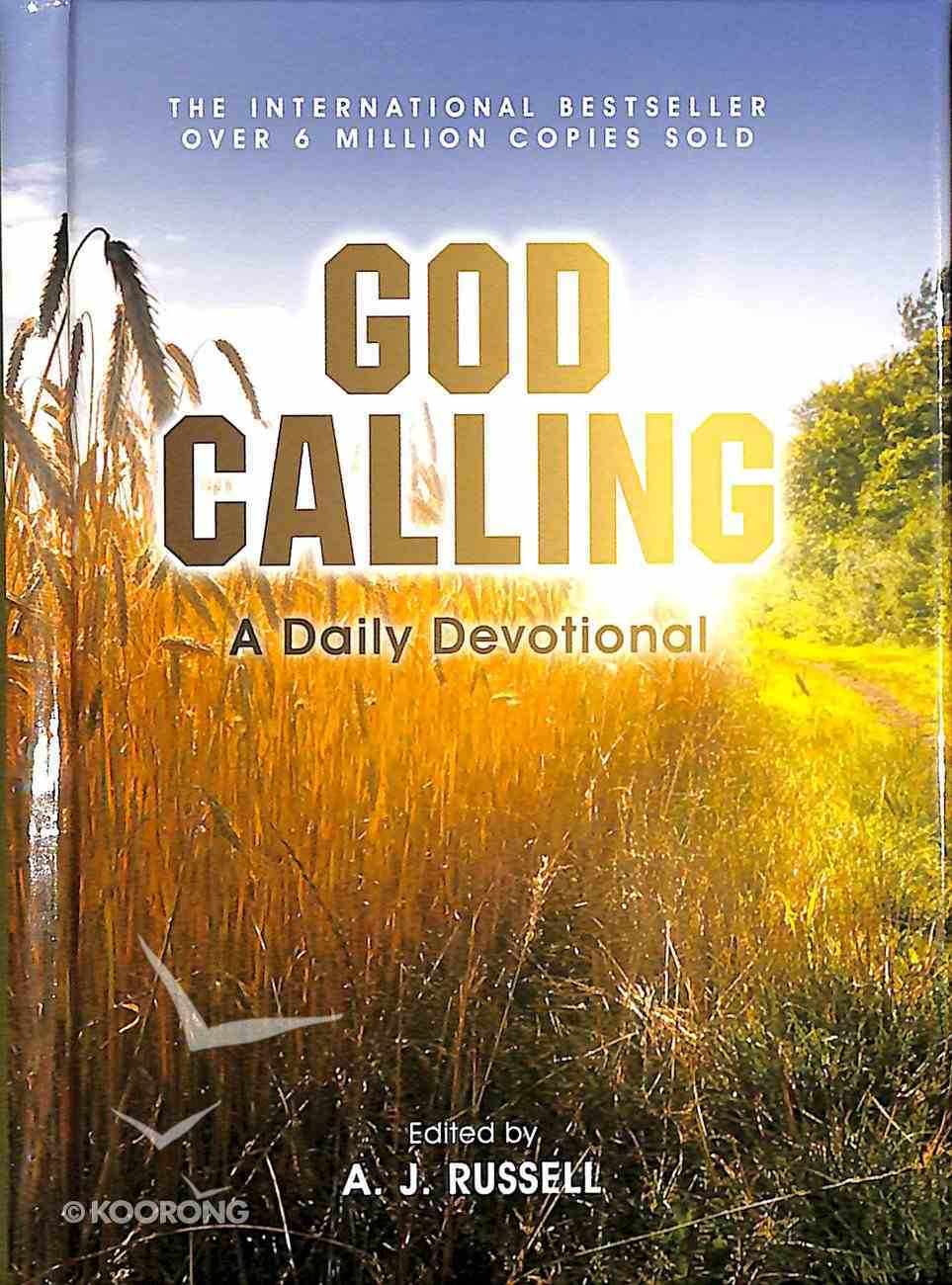 God Calling: A Daily Devotional Hardback