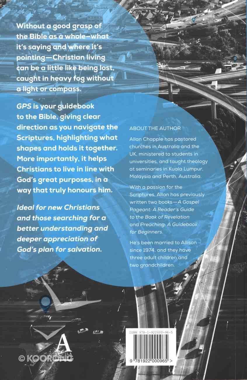 Gps: God's Plan For Salvation Paperback