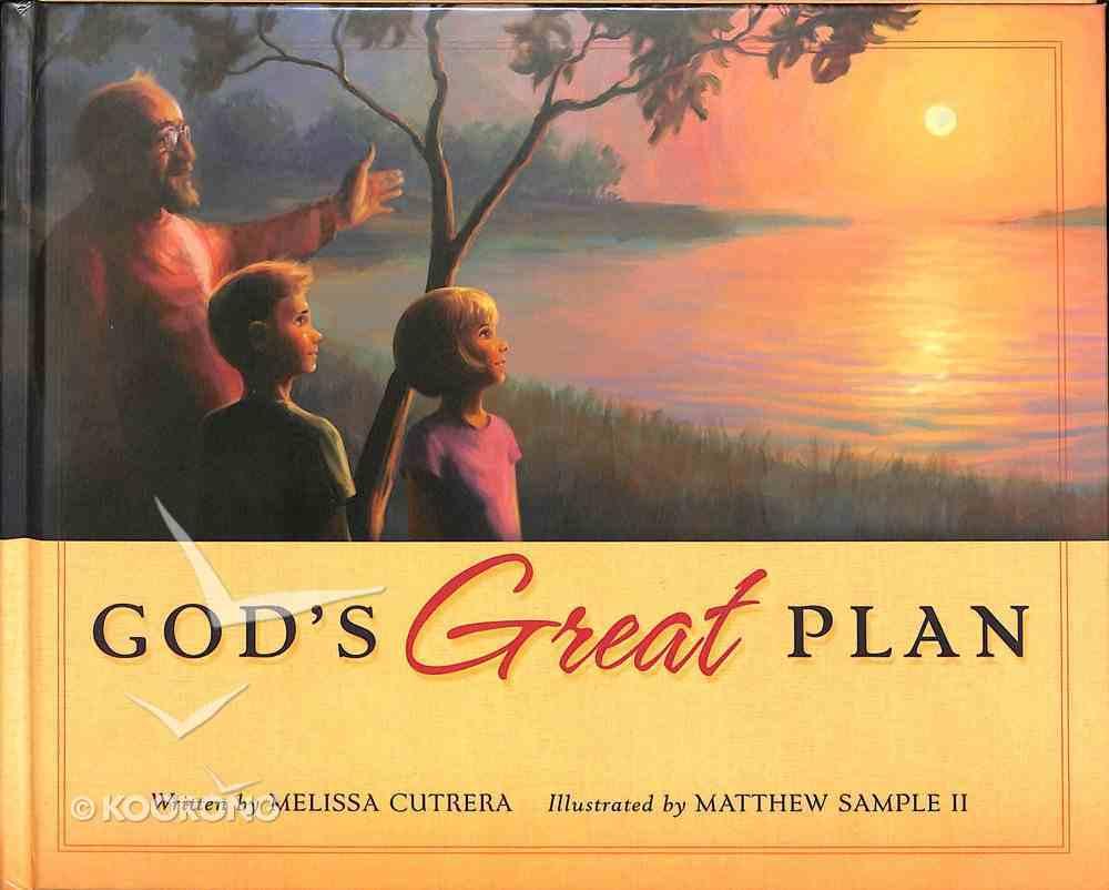 God's Great Plan Hardback