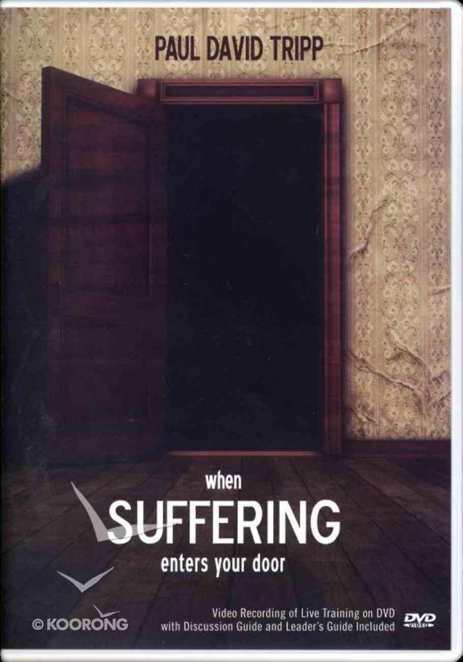 When Suffering Enters Your Door (3 Dvds) DVD