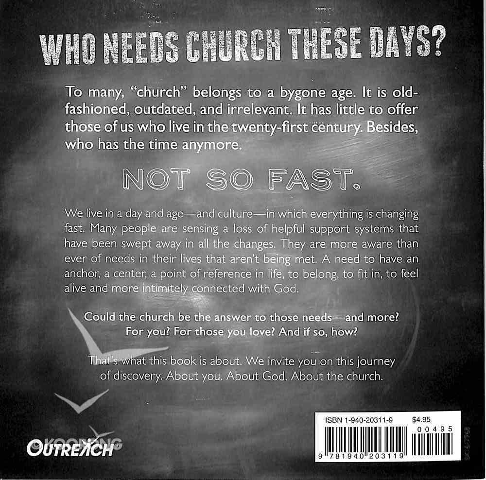 Why Church? Discover 5 Life-Changing Benefits For You Paperback