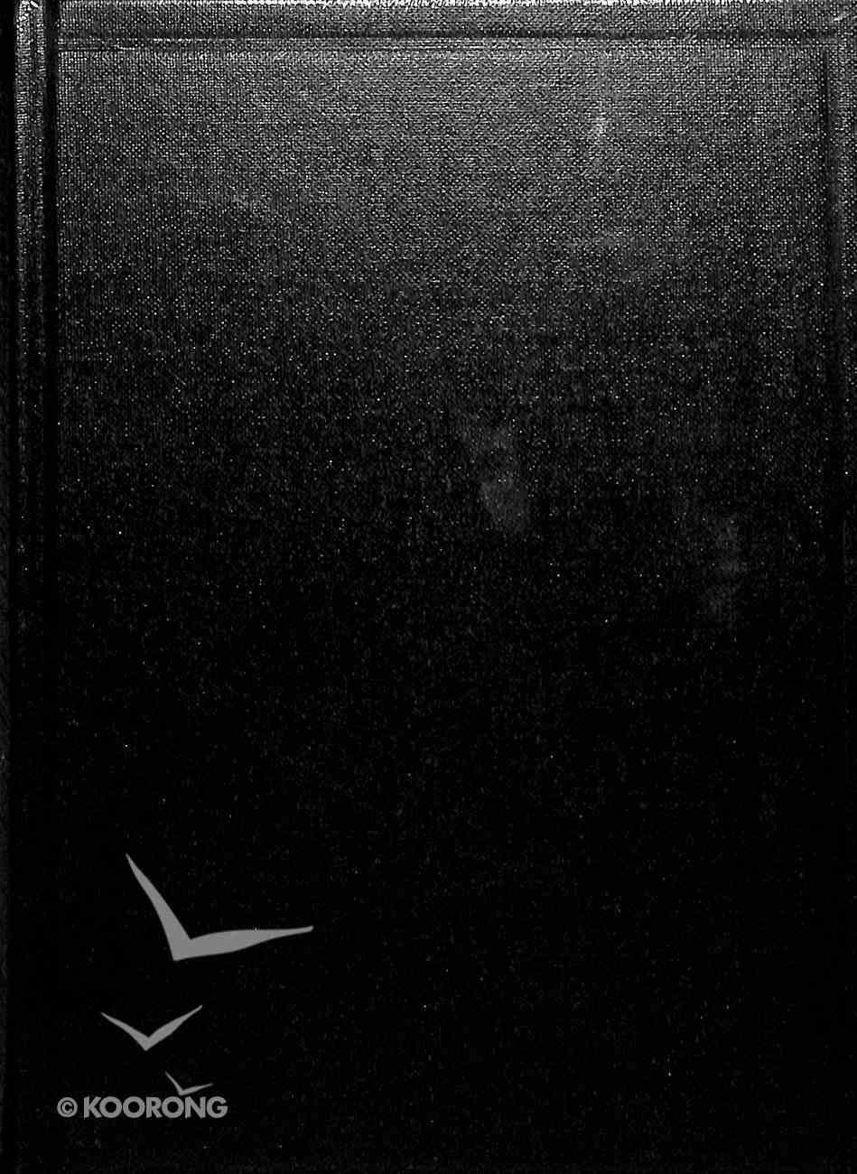 Tongan Medium Black (1966) Hardback