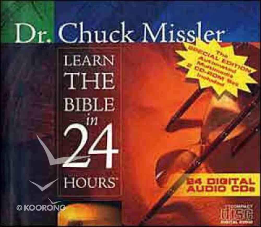 Learn the Bible in 24 Hours CD