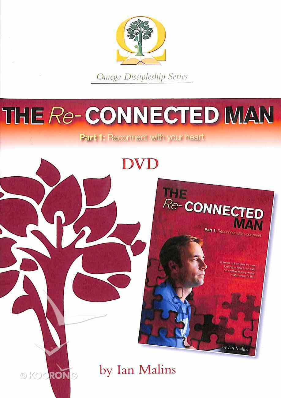 Re-Connected Man #01: Reconnect With Your Heart (Dvd) DVD