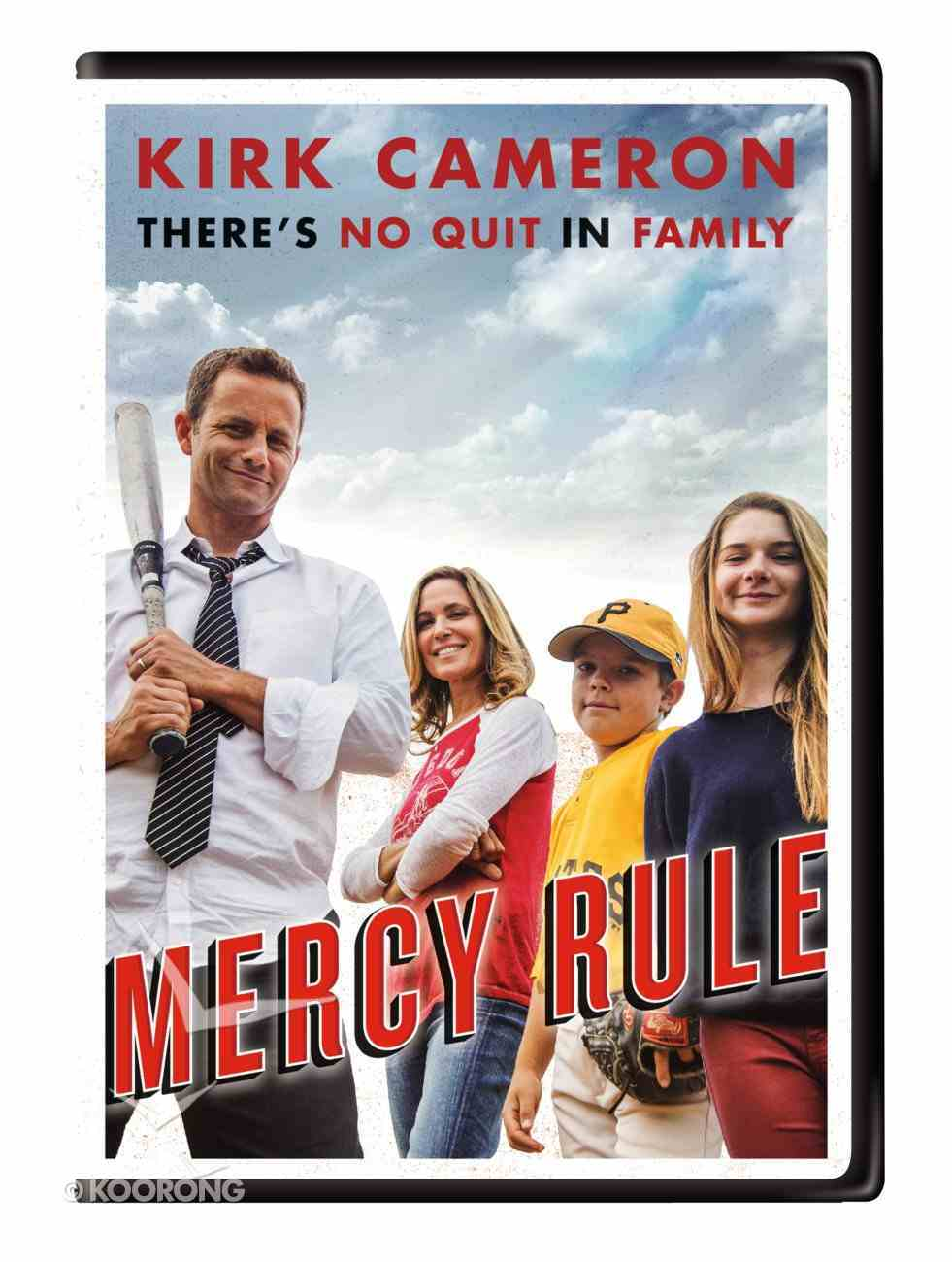 Mercy Rule DVD