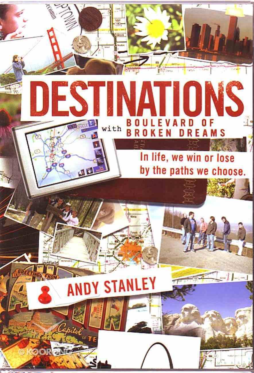 Destinations/Boulevard of Broken Dreams DVD