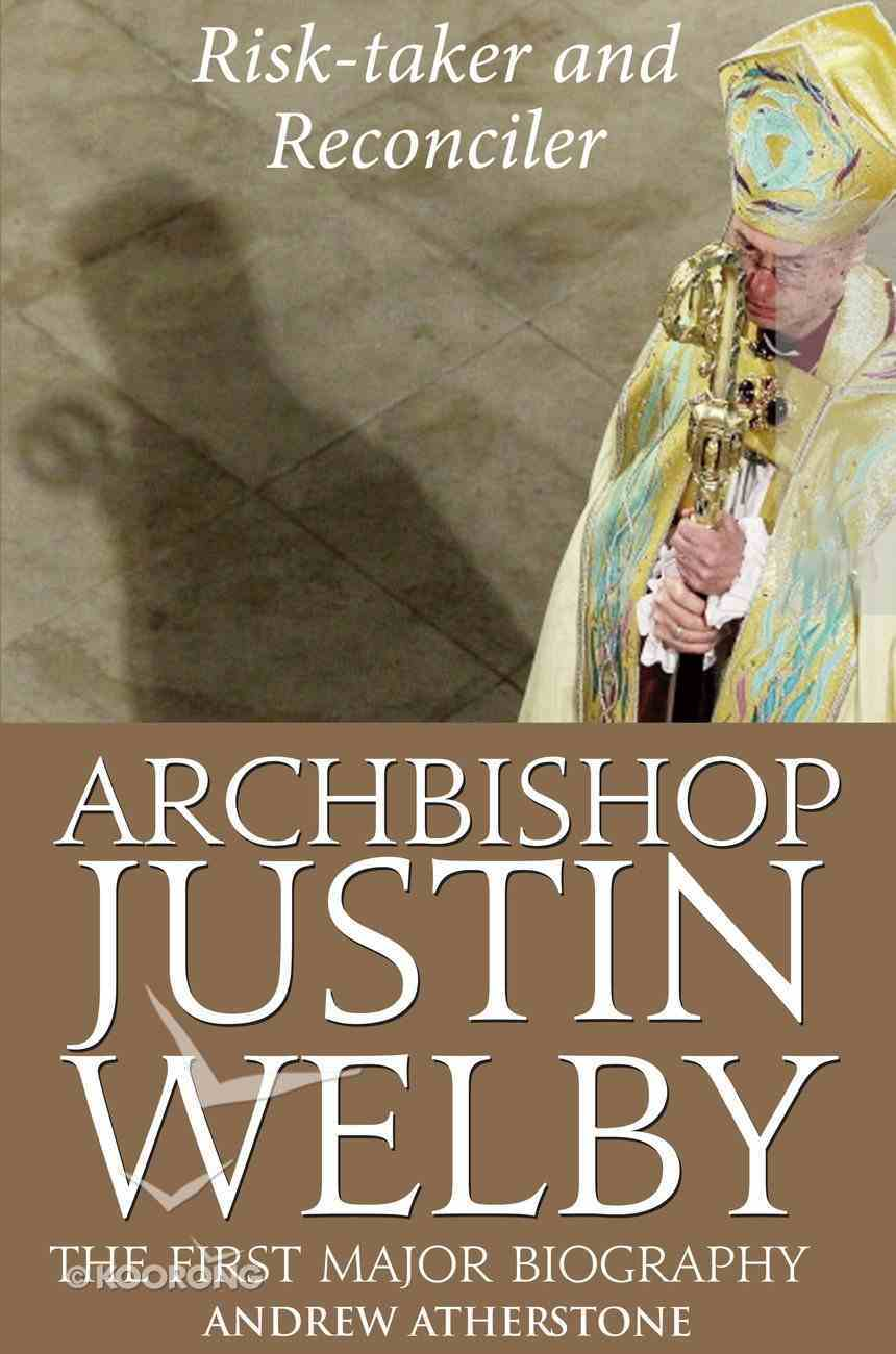 Archbishop Justin Welby Paperback