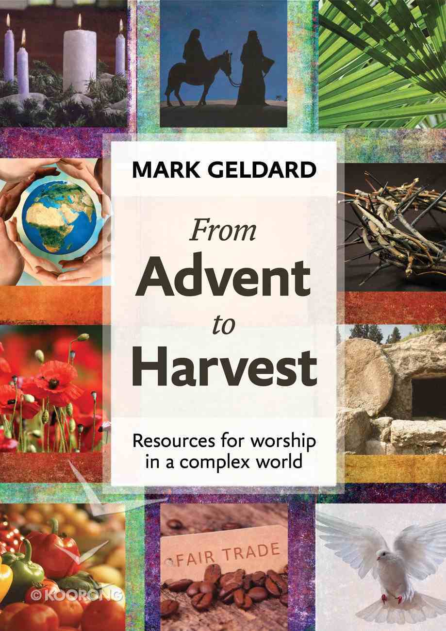 From Advent to Harvest Paperback