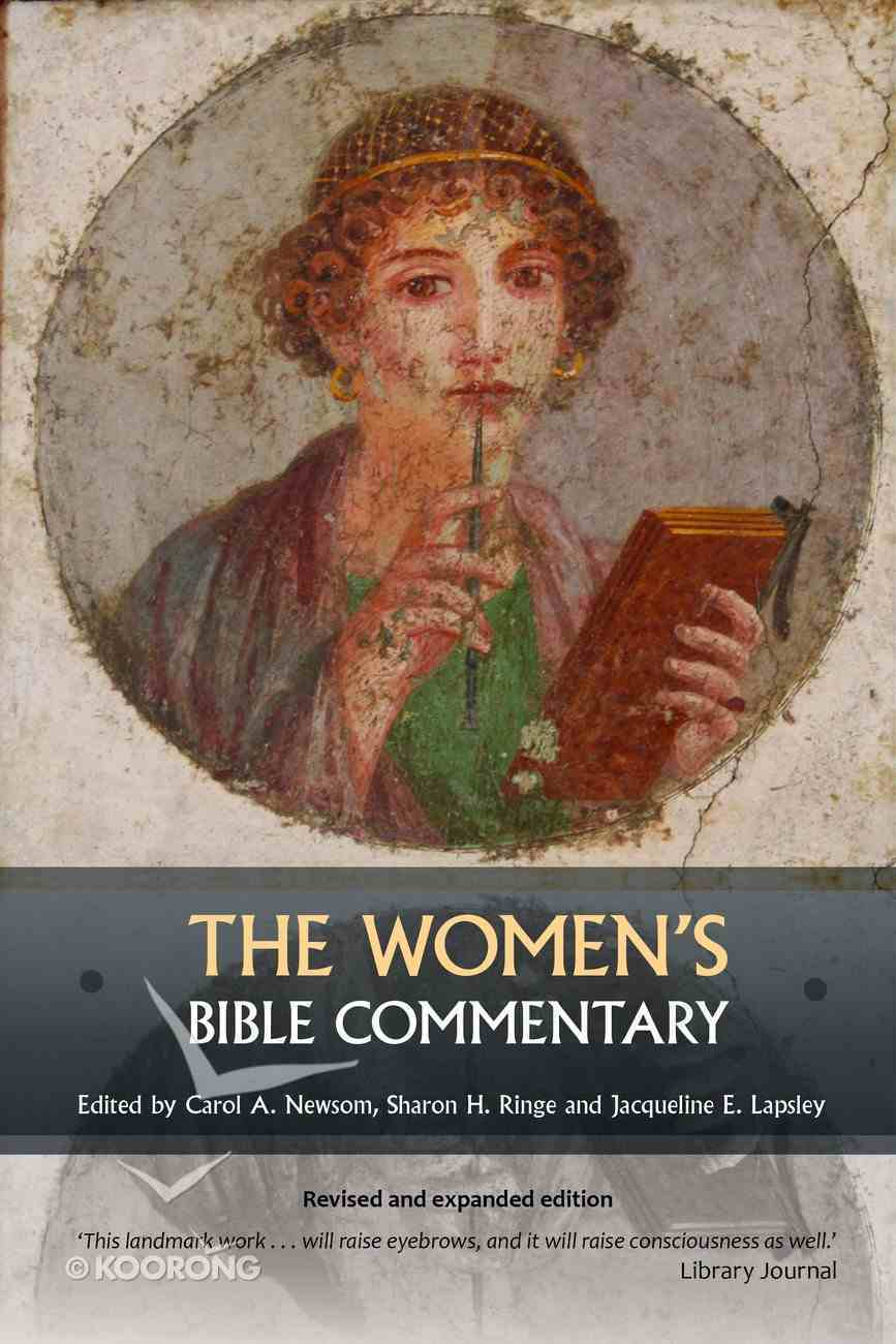 The Women's Bible Commentary (& Expanded Edition) Paperback
