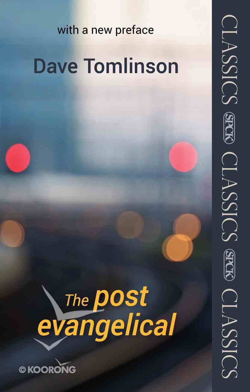 The Post-Evangelical Paperback