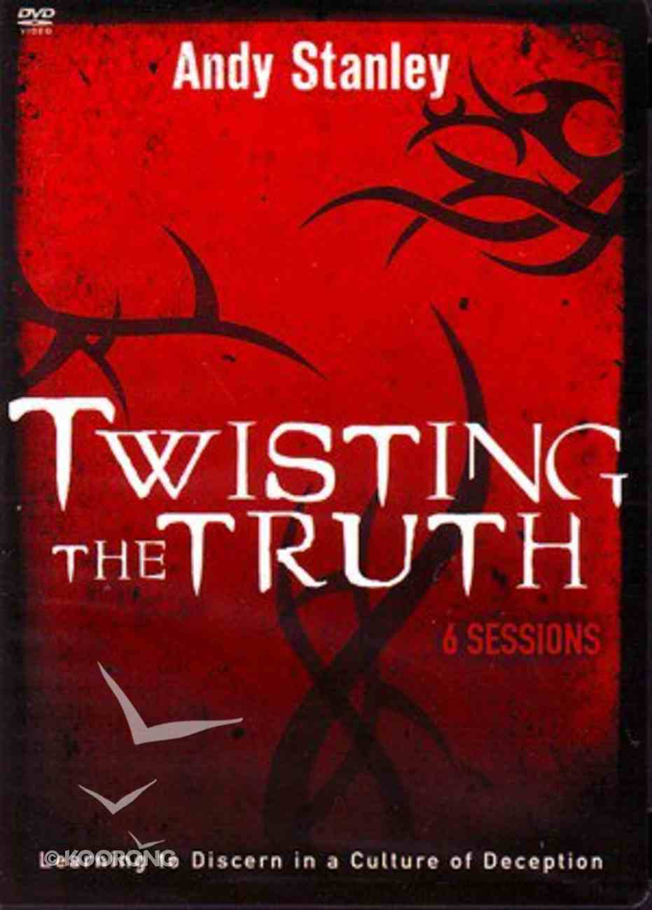 Twisting the Truth DVD (5 Sessions) DVD