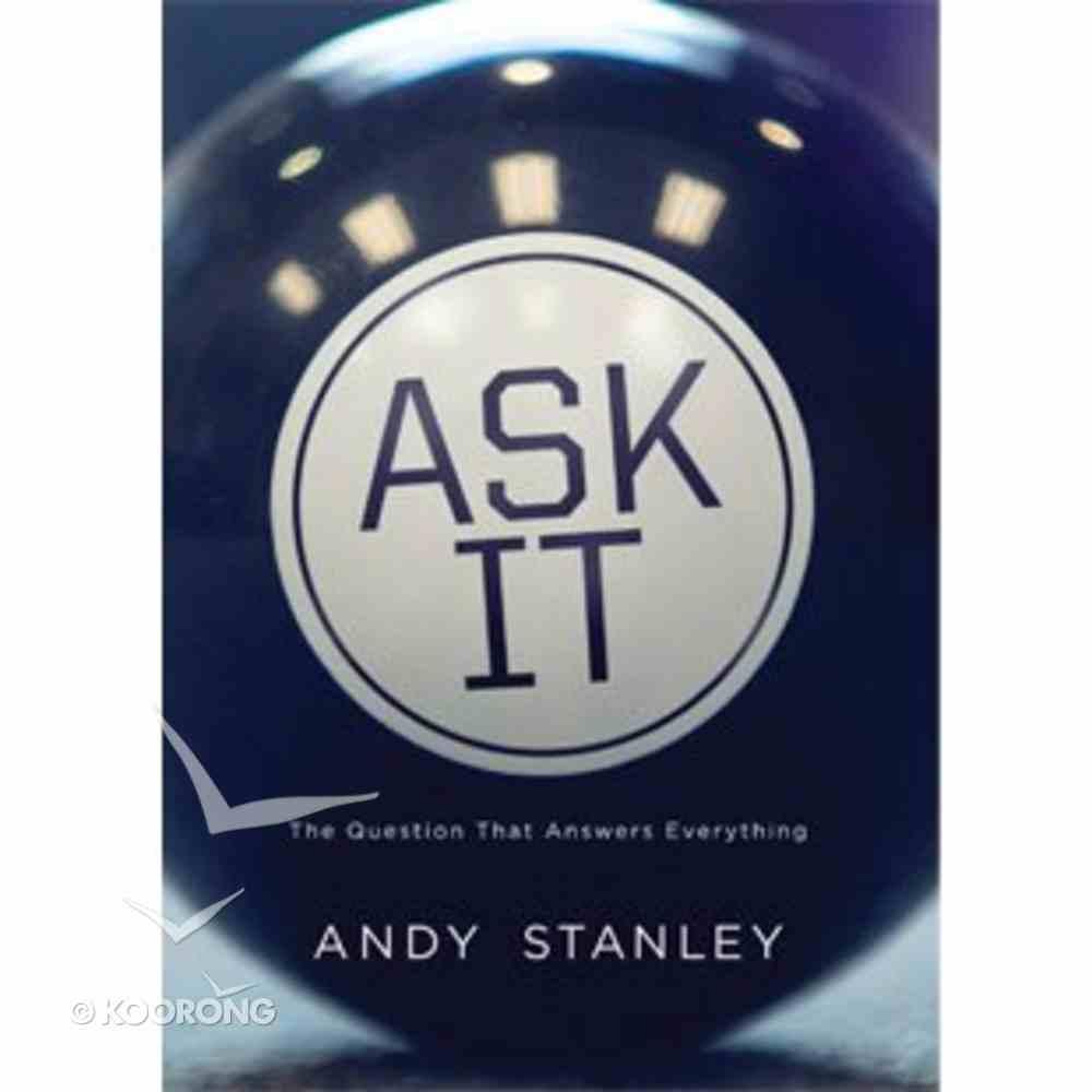 Ask It DVD