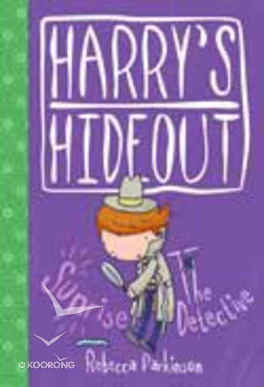 Sunrise & the Detective (Harry's Hideout Series) Paperback
