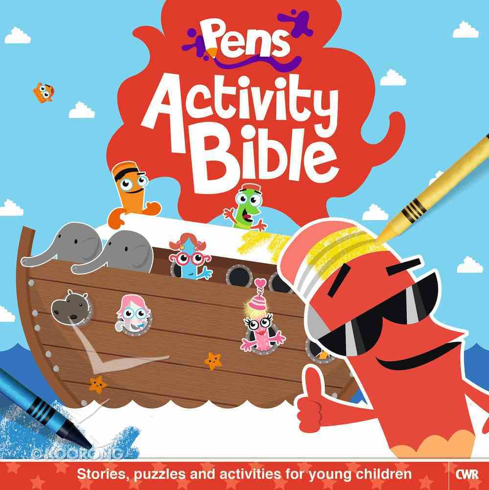 Activity Bible (Pens Daily Devotions For Small People Series) Paperback