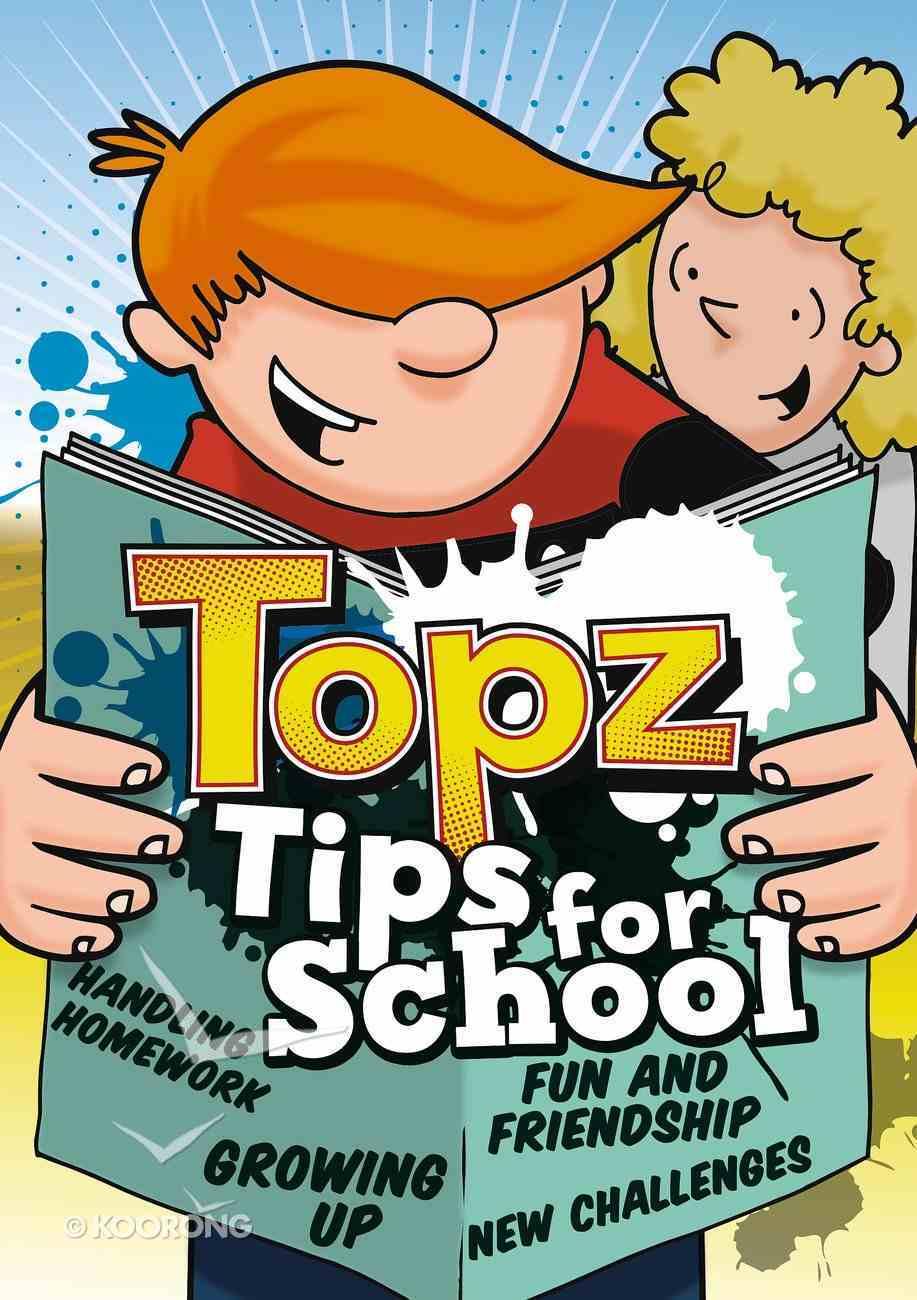 Topz Tips For School Paperback