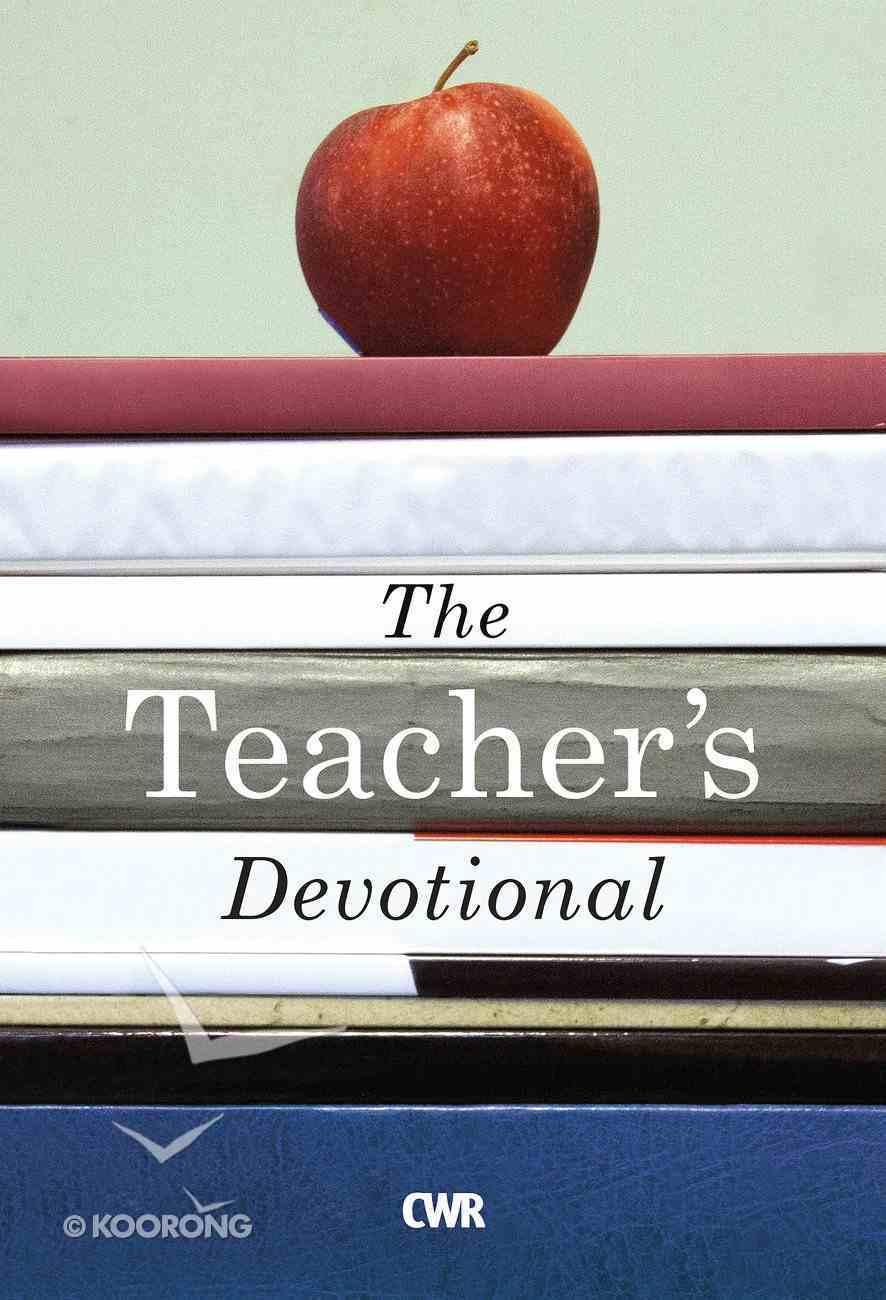 The Teacher's Devotional Paperback