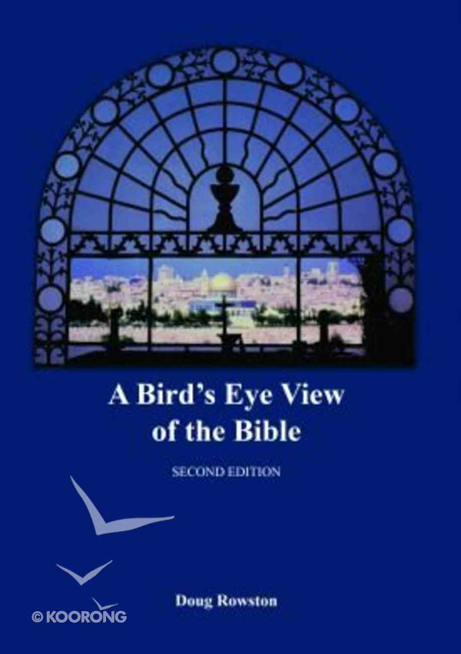 A Bird's Eye View of the Bible (Second Edition) Paperback