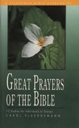Fbs: Great Prayers Of Bible image