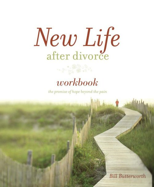 Product: New Life After Divorce Workbook Image