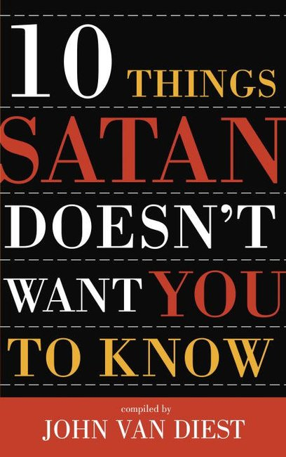 Product: 10 Things Satan Doesn't Want You To Know Image