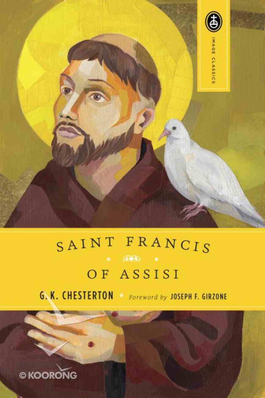 St Francis of Assisi Paperback