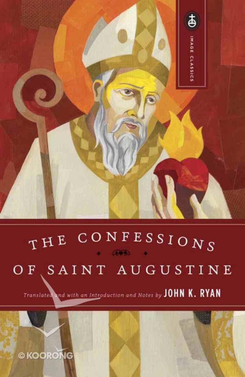 Confessions of Saint Augustine Paperback
