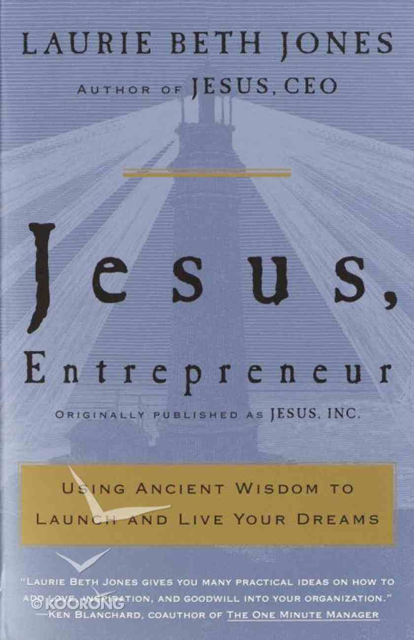 Jesus Entrepreneur Paperback