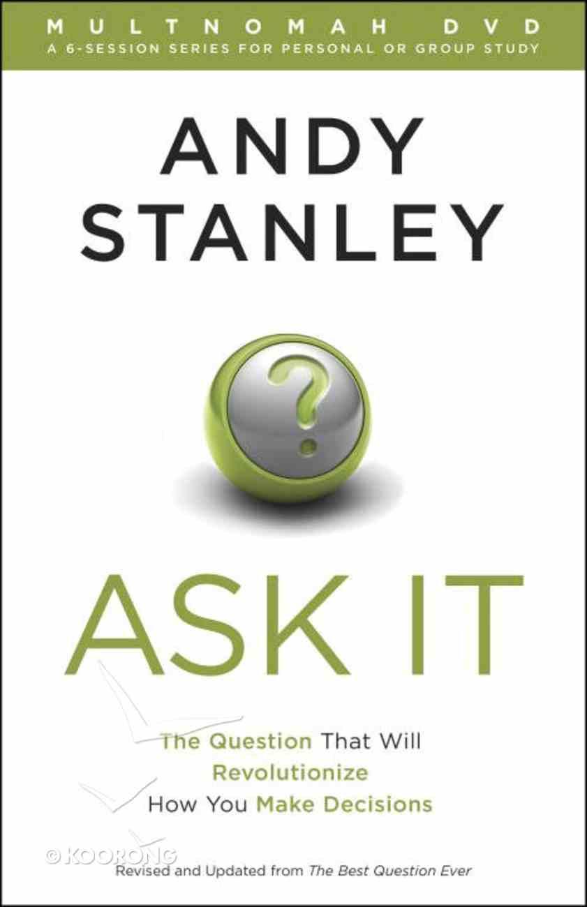 Ask It! (Dvd) DVD