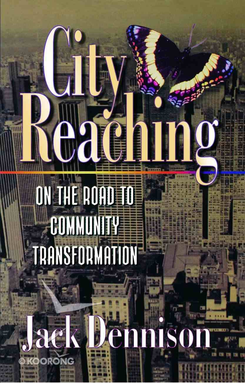 City Reaching Hardback