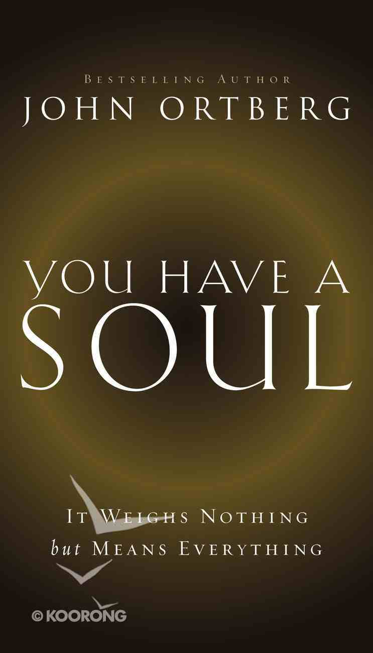 You Have a Soul Booklet