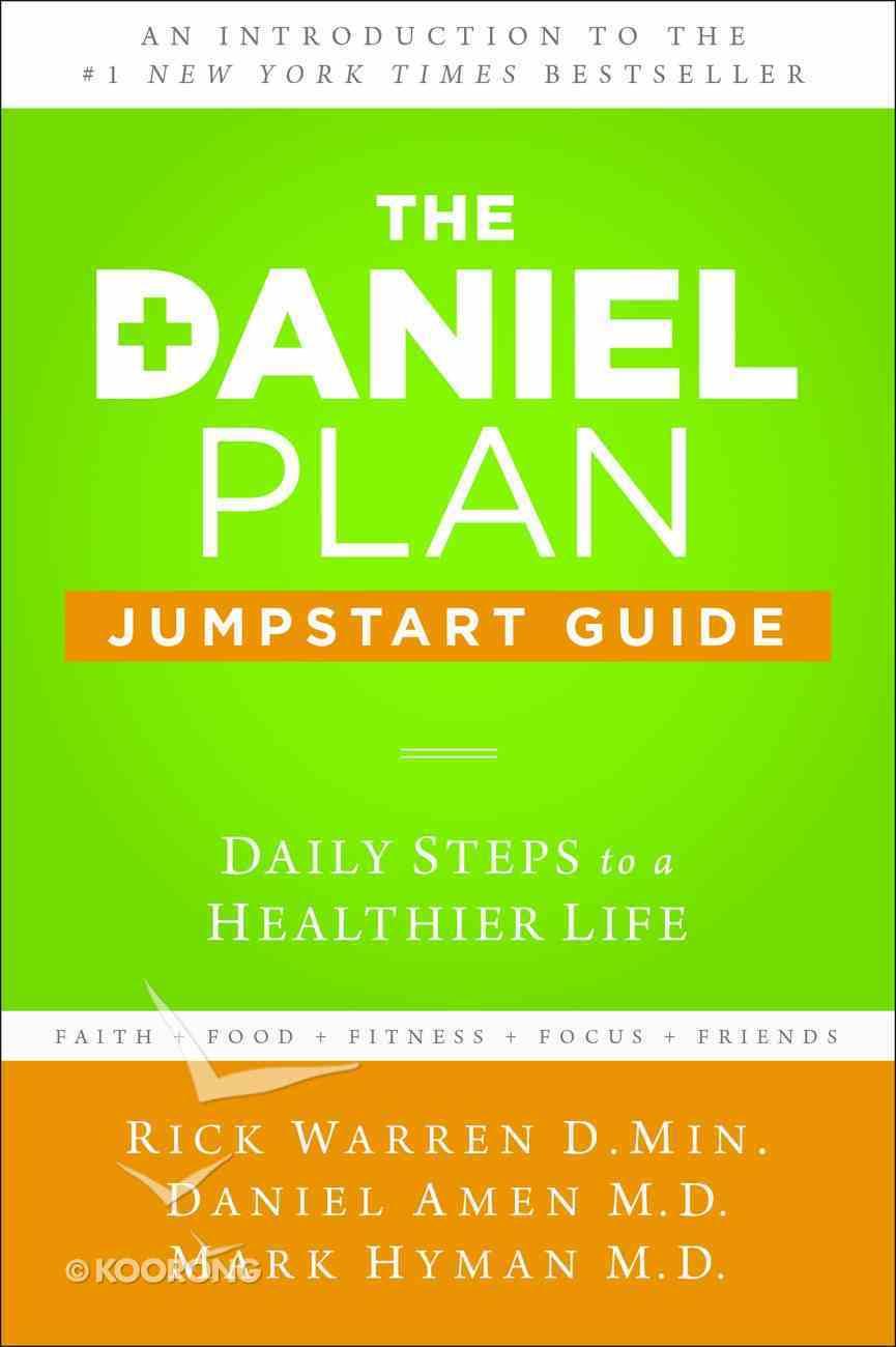 The Daniel Plan Guide Paperback