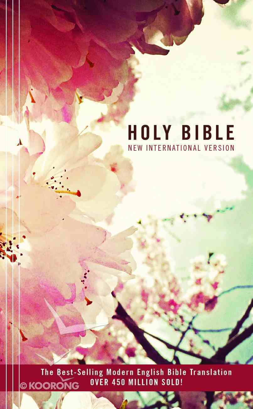 NIV Compact Holy Bible (Black Letter Edition) Paperback