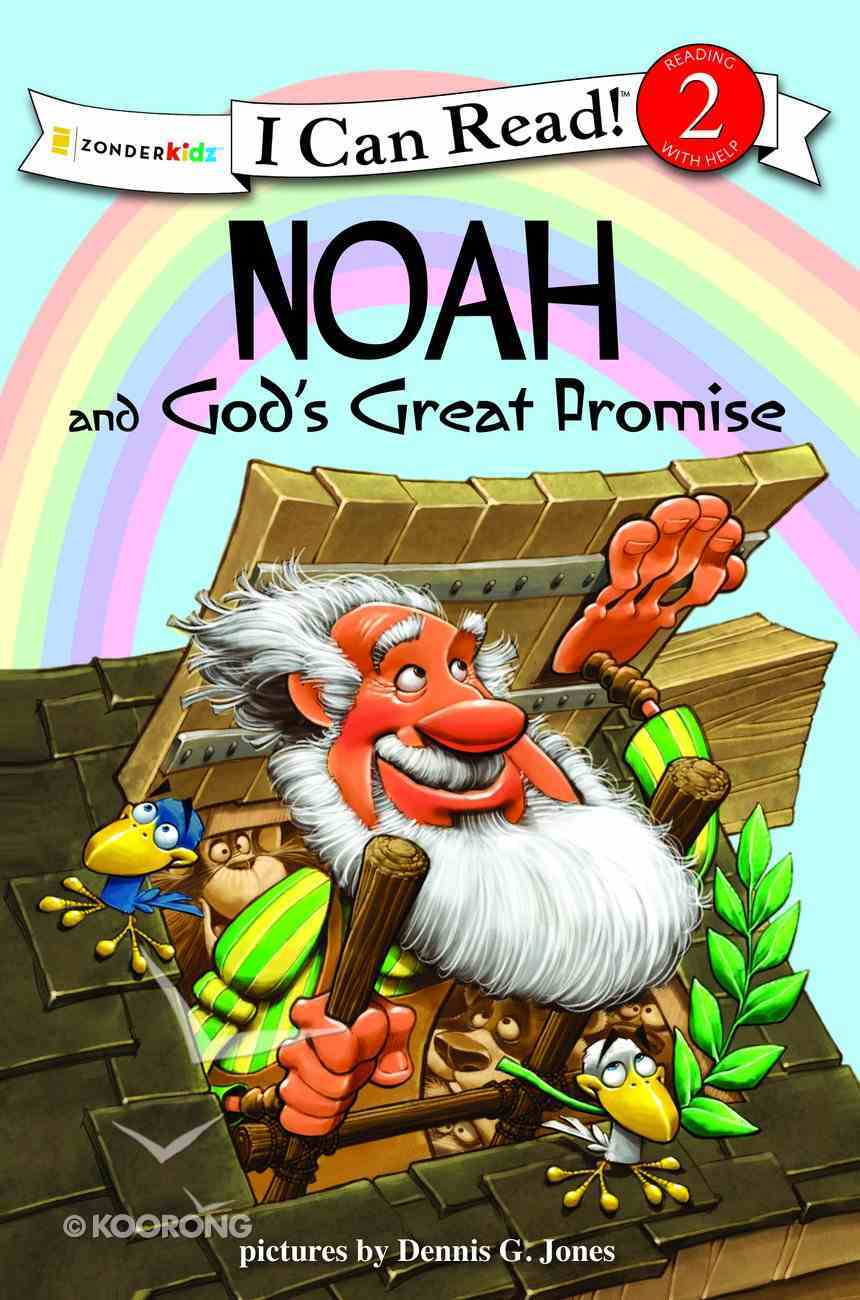 Noah - God's Great Promises (I Can Read!2/biblical Values Series) Paperback