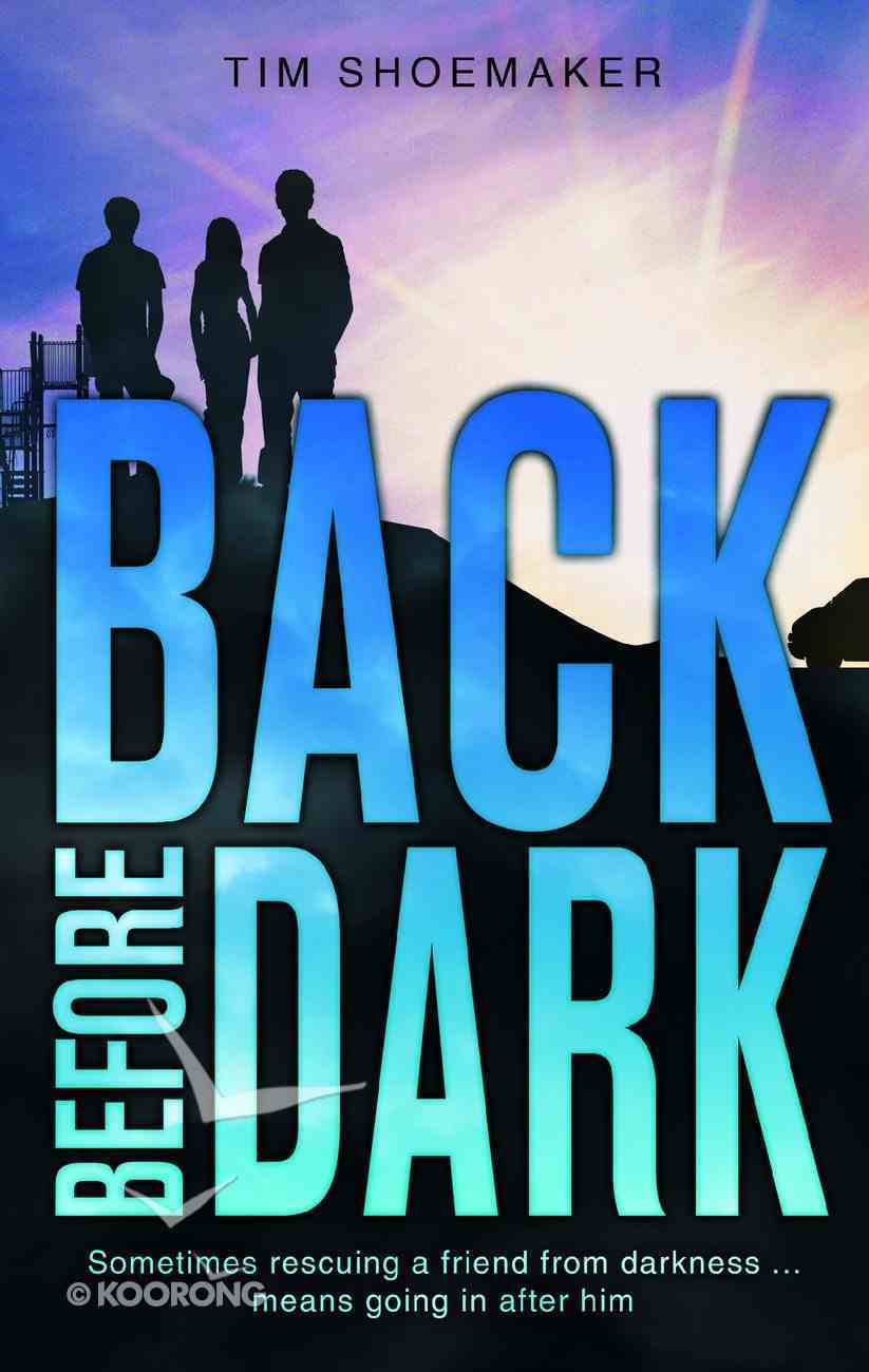 Back Before Dark (#02 in Code Of Silence Series) Paperback