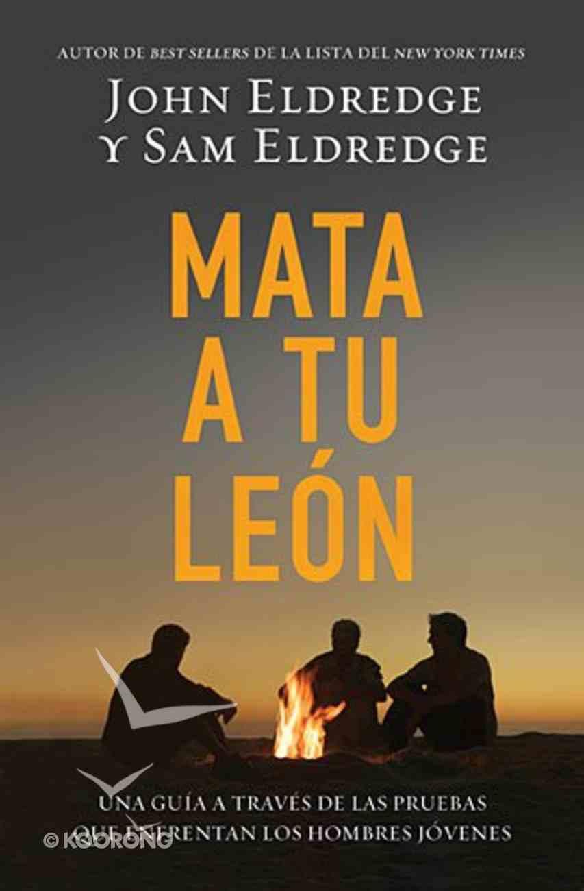 Matar Leones (Killing Lions) Paperback
