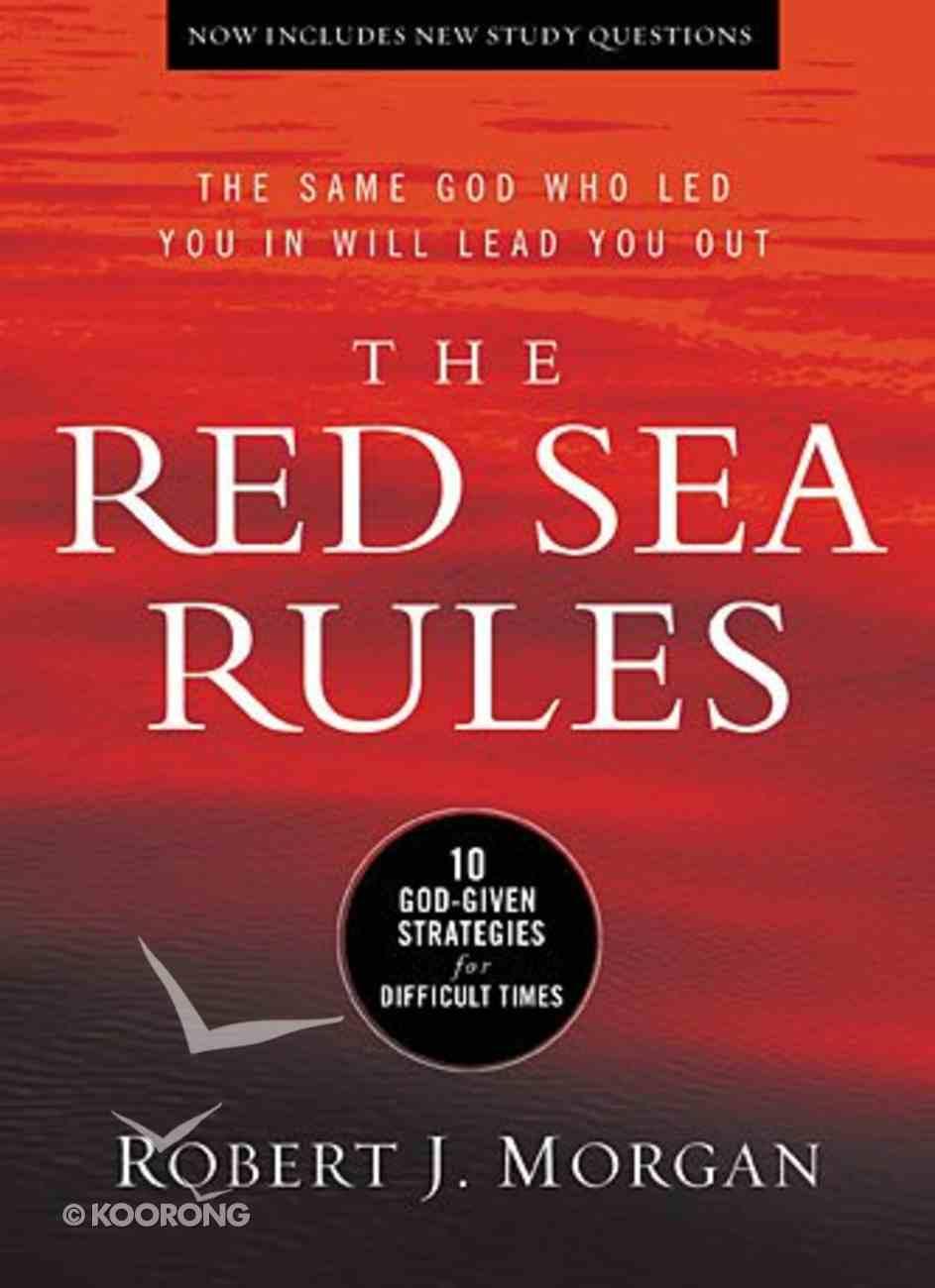 The Red Sea Rules Hardback