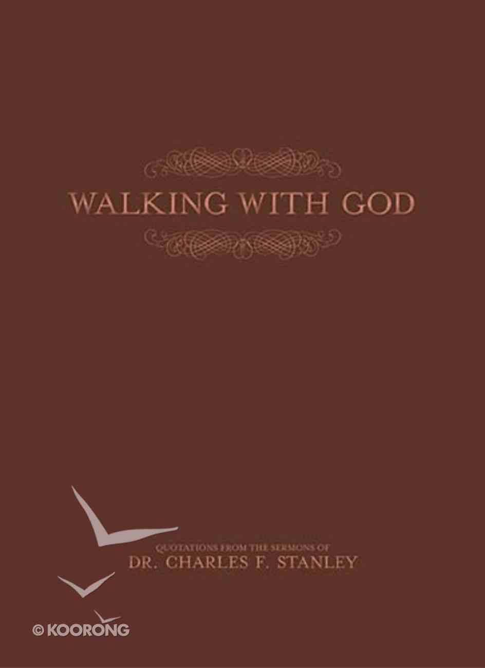Walking With God Imitation Leather