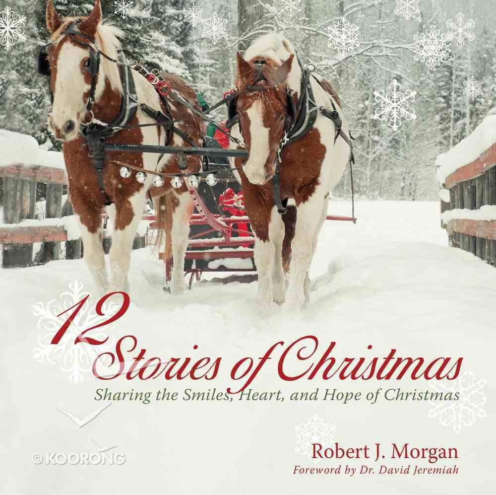 12 Stories of Christmas Hardback