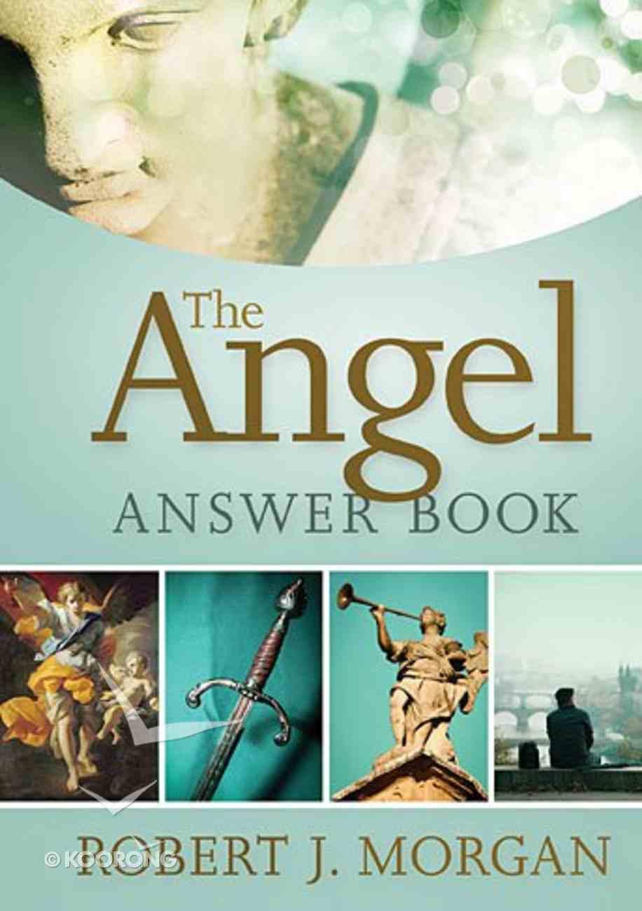 The Angel Answer Book Hardback