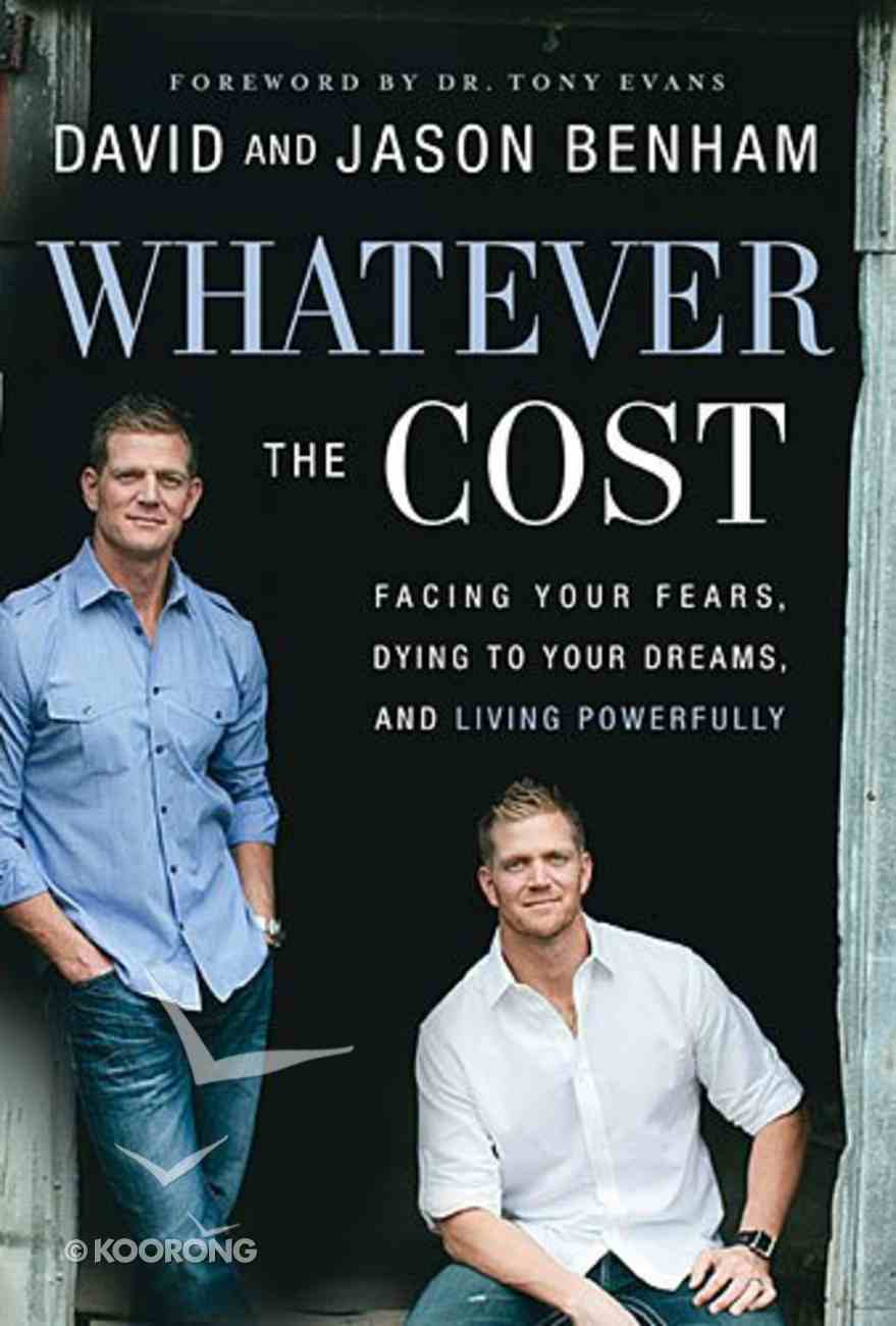 Whatever the Cost Hardback